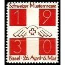 Basel 1930 Schweizer Mustermesse