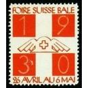 Bale 1930 Foire Suisse