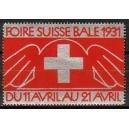 Bale 1931 Foire Suisse