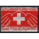 Basel 1931 Schweizer Mustermesse