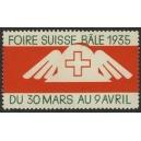 Bâle 1935 Foire Suisse