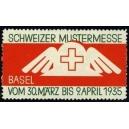 Basel 1935 Schweizer Mustermesse