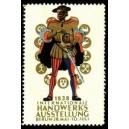Berlin 1938 Internationale Handwerks Ausstellung
