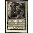 Breslau 1913 Ausstellung ... Freiheitskriege (WK 01)