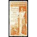 Bruxelles 1897 Exposition Internationale ... (hellbraun)