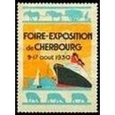 Cherbourg 1930 Foire Exposition