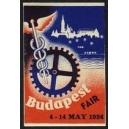 Budapest 1934 Fair (rot)