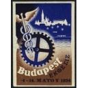 Budapest 1934 (griechisch - baun)