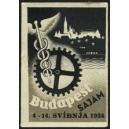 Budapest 1934 Sajam (schwarz)