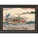 Chiem See Dampfer Luitpold