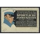 Berlin 1914 Sportliche Jahreszeiten ... (blau)