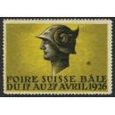 Bâle 1926 Foire Suisse