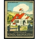 Münchener Kindl-Baukasten Bahnwärterhaus
