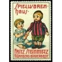 Steinmetz Spielwarenhaus Nürnberg (WK 01 - 2 Puppen)