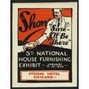 Chicago 1932 5th National House Furnishing Exhibit ...