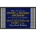 Chicago Century of Progress Exhibition ... (WK 01)