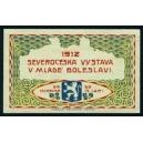CSSR 1912 Sveroceska Vystava v mlade Boleslavi (WK 01)