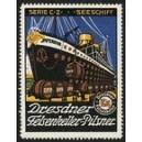 Dresdner Felsenkeller Pilsner Serie C 2 Seeschiff