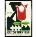 Essen 1929 Grosse Ruhrländische Gartenbau-Ausstellung