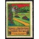 Forst 1913 Rosen- u. Gartenbau-Ausstellung ... (WK 01)