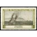 Deutsche Kriegsflotte Manövrieren der Hochseeflotte
