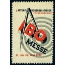 Friedrichshafen 1954 IBO 5. Intern. Bodensee-Messe