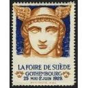 Gothembourg 1929 La Foire de Suède