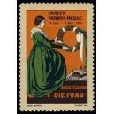 Graz 1914 Herbst-Messe Ausstellung Die Frau