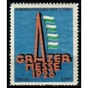 Graz 1926 Messe Sonderausstellung Heim u. Herd