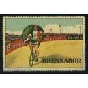 Brennabor (Fahrer mit Lorbeerkranz quer breit)