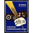 Kassel 1958 2. Hessische Landwirtschafts-Schau