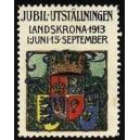 Landskrona 1913 Jubil Utställningen