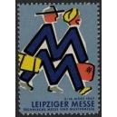 Leipzig 1957 Messe März ... (blau)