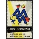 Leipzig Messe Anfang März Anfang September (weiss - Var A)