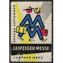 Leipzig Messe Anfang März Anfang September (weiss - Var B)