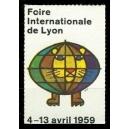 Lyon 1959 Foire Internationale ... (WK 01)