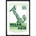 Milan 1934 International Fair (grün)