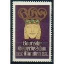 München 1912 Bayrische Gewerbeschau (WK 01)