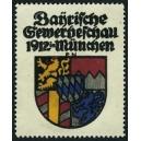München 1912 Bayrische Gewerbeschau (WK 03)