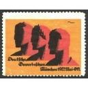 München 1922 Deutsche Gewerbeschau (WK 01)