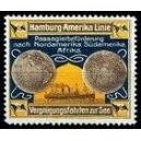 Hamburg Amerika Linie Vergnügungsfahrten zur See