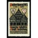 Paderborn 1913 Gewerbe- Industrie- u. Kunst-Ausstellung (Var B)
