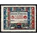 Paris1925 Exposition d'Arts Décoratifs ... (Var B)