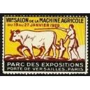 Paris 1929 VIIIe Salon de la Machine Agricole ...