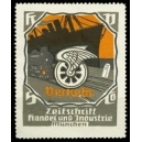 Handel und Industrie München Zeitschrift Verkehr