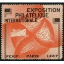 Paris 1937 Exposition Philatélique Internationale (Var B -WK 03)