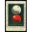 Poznan 1963 Foire Internationale ...