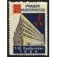 Prag 1929 Mustermesse September