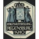 Regensburg 1910 Kreisausstellung