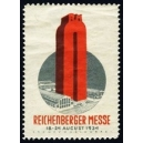 Reichenberg 1934 Messe August